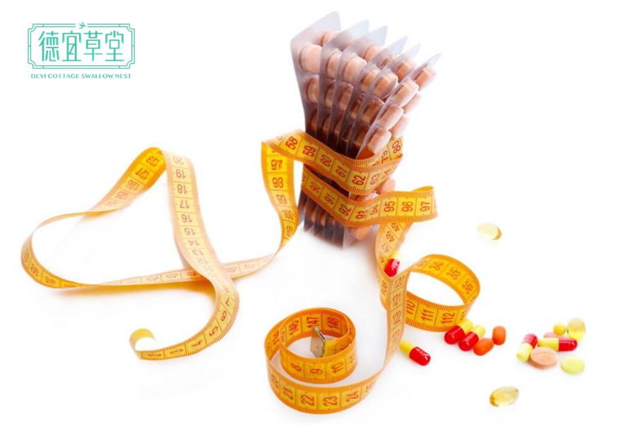 减肥药能和燕窝一起吃吗