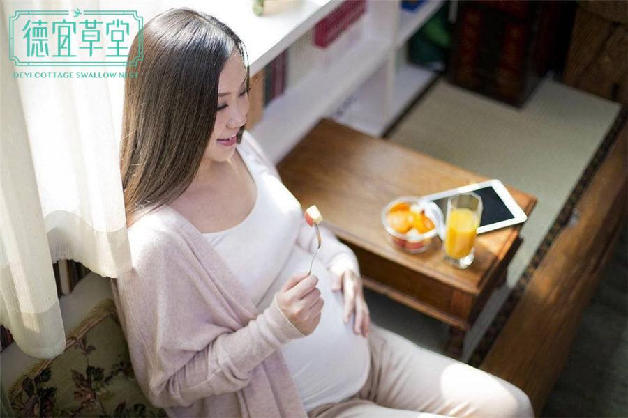 孕妇吃枇杷燕窝的好处